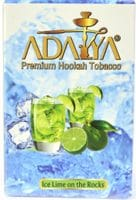Adalya Tabak Ice Lime on the Rocks 10X50g