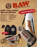 RAW Cones Duffel Special Edition Size L