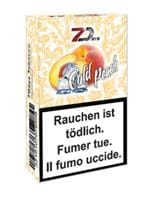 7 Days Shisha Tabak - Cold Peach 10X50g