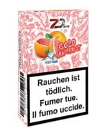 7 Days Shisha Tabak - Cold Grapefruit 10X50g