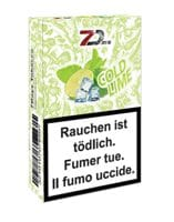 7 Days Shisha Tabak - Cold Lime 10X50g
