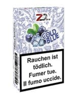7 Days Shisha Tabak - Cold Blue 10X50g