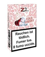 7 Days Shisha Tabak - Cold Cherry 10x50g