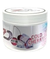 7 Days Shisha Tabak - Cold Cherry 200g