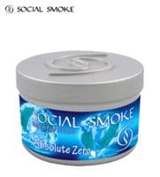 Social Smoke Absolute Zero 250 g