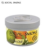 Social Smoke Citrus Chill 250 g