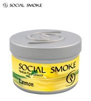 Social Smoke Lemon 250 g