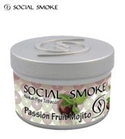 Social Smoke Passion Fruit Mojito 250 g