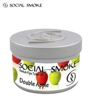 Social Smoke Double Apple 100 g