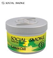 Social Smoke Lemon Chill 100 g