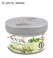 Social Smoke Pistacchio Breeze 100 g
