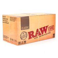 RAW Pre Rolled Cone King Size (32x3)