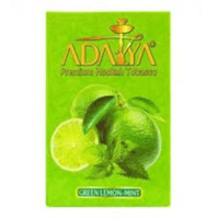 Adalya Tabak Green Lemon Mint 10X50g