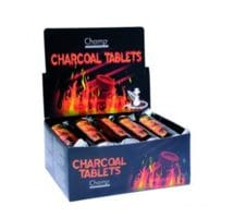 CHAMP 10 Charcol Rols 33mm(10x10)