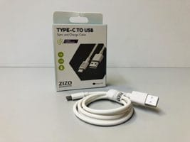 Type -C to USB Cable - 3A (Fast)