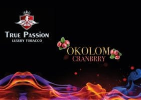 True Passion Okolom Cranberry 1 Kg