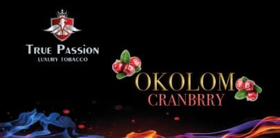 True Passion Okolom Cranberry 200g