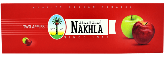 Nakhla Two Apples 50gx10